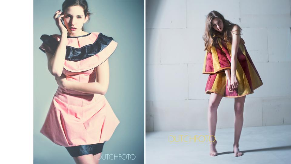 Nora Wopereis | Fashion by David Paulus