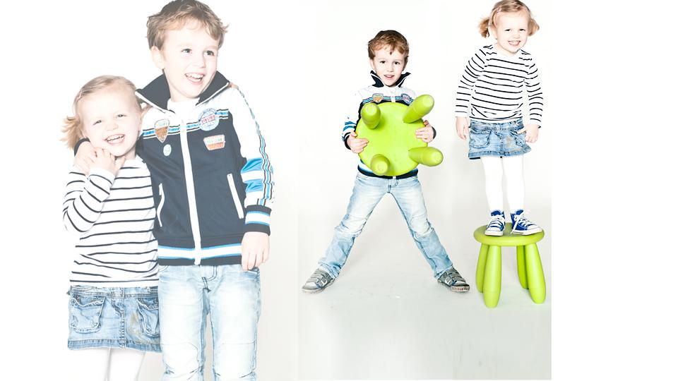 Altijd plezier in de studio | Kids @ Dutchfoto.nl
