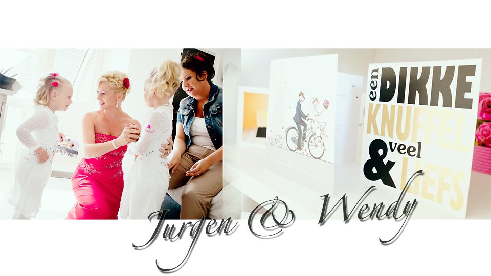 Jurgen & Wendy Huwlijksfeest Vragender
