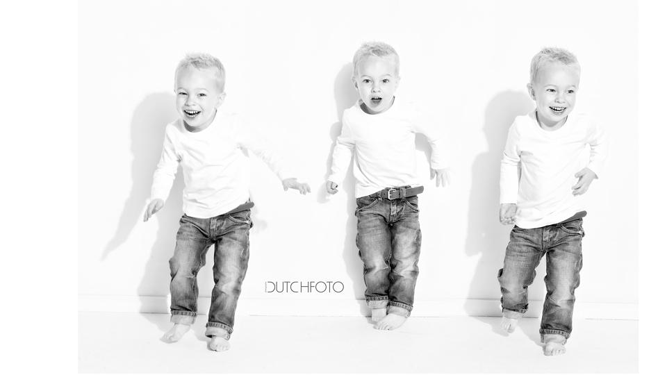 Kids in de studio Dutchfoto